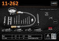 Измеритель давления компрессии в дизельных двигателях NEO 11-262