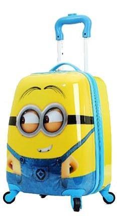 cdc21fe44d93 Чемодан детский пластиковый Миньены Josef Otten 45 см 4 колесах: продажа,  цена в Киеве. дорожные сумки и чемоданы от