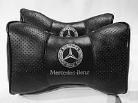 Подголовник (подушка) MERCEDES BENZ BLACK, фото 1