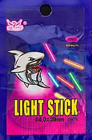 Светлячок для рыбалки  4,0mm (100шт/уп)