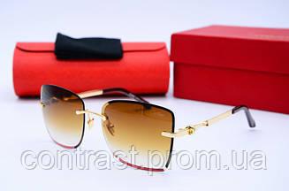 Солнцезащитные очки Cartier  0352 кор