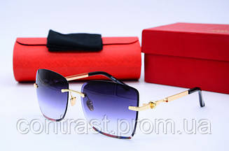 Солнцезащитные очки Cartier  0352 черн
