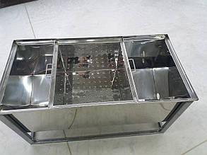 Стол для распечатывания сот 1м