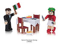 Набір Jazwares Roblox Game Packs Soros Fine Italian Dining