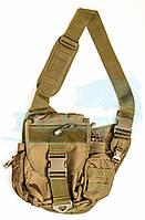 Сумка - рюкзак через плече Feima