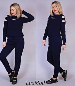 Костюмы женские вязанные, трикотажные, брюки, штаны