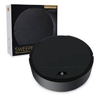 Робот-пылесос Super Cleaner (black), фото 1