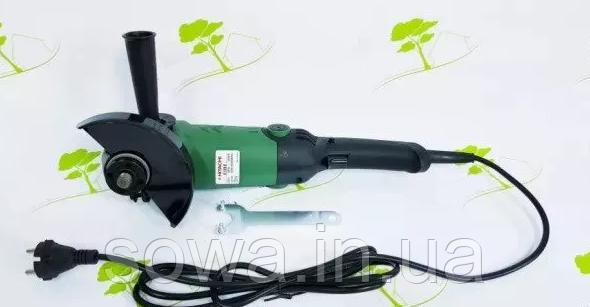 ✔️ Болгарка Hitachi G135E / Регулировка оборотов 1200W