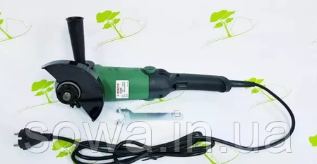 ✔️ Болгарка Hitachi G135E / Регулировка оборотов 1200W , фото 2