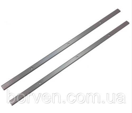 Ножи для рейсмуса 332x12x1.5 mm HSS (рейсмус Интерскол PC-330, METABO DH 330, DH 316)