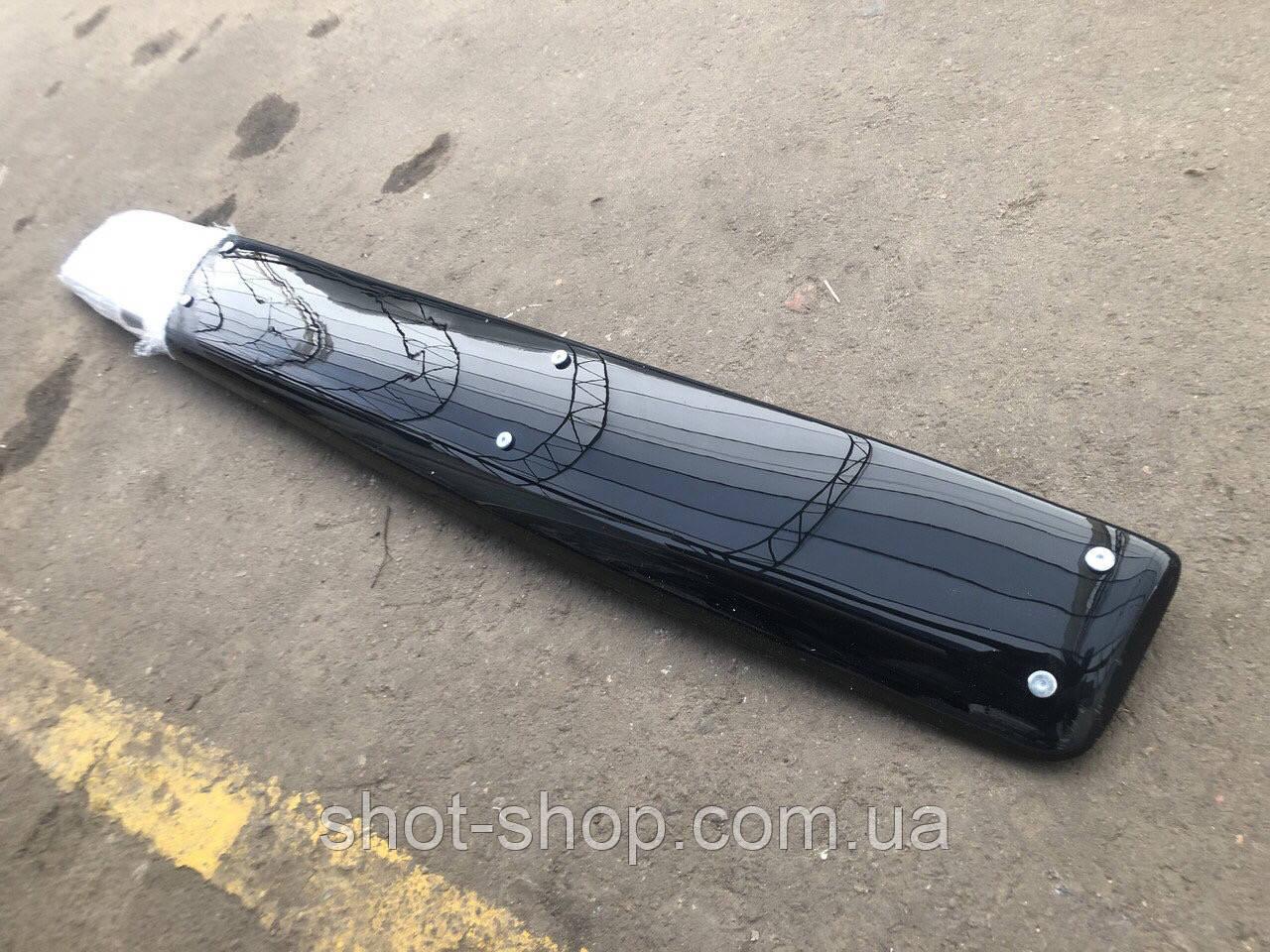 Накладка на дах (козирок сонцезахисний) УАЗ 469.31519