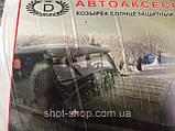 Накладка на дах (козирок сонцезахисний) УАЗ 469.31519, фото 4