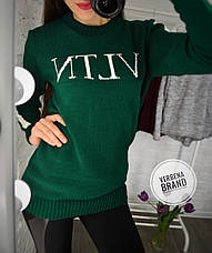 Женский теплый свитер , фото 3