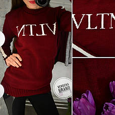 Женский теплый свитер , фото 2