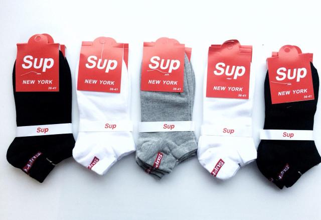 Носки мужские, женские  Supreme, шкарпетки, носочки, набор, пара. Tommy Hilfiger