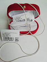 Серебряная цепочка плетение снейк (женская)
