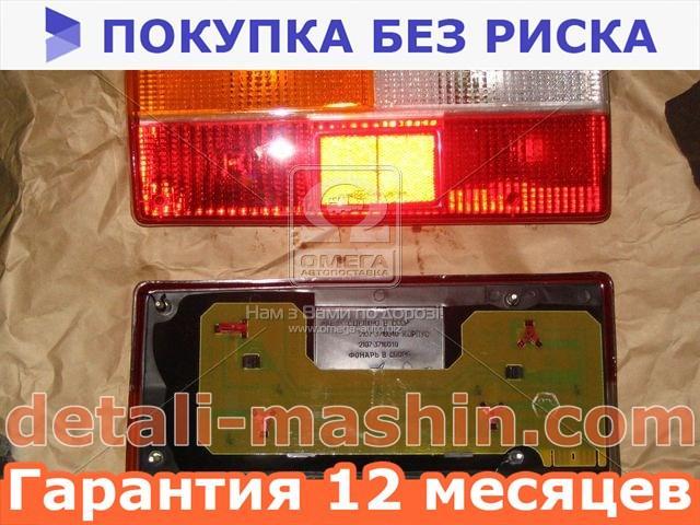 Фонарь ВАЗ 2107 задний правый (ДААЗ). 21070-371601000