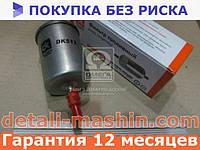 Фильтр топливный ВАЗ , DAEWOO (под штуцер) (Дорожная карта). DK612/5