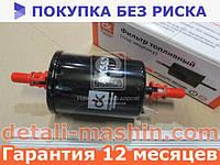 Фильтр топливный LANOS, MATIZ, NUBIRA, ВАЗ с заземл. (под защел.) . DK 55/3