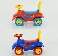 """Машина-каталка  """"Спайдер"""" 3077 (3) 2 цвета"""
