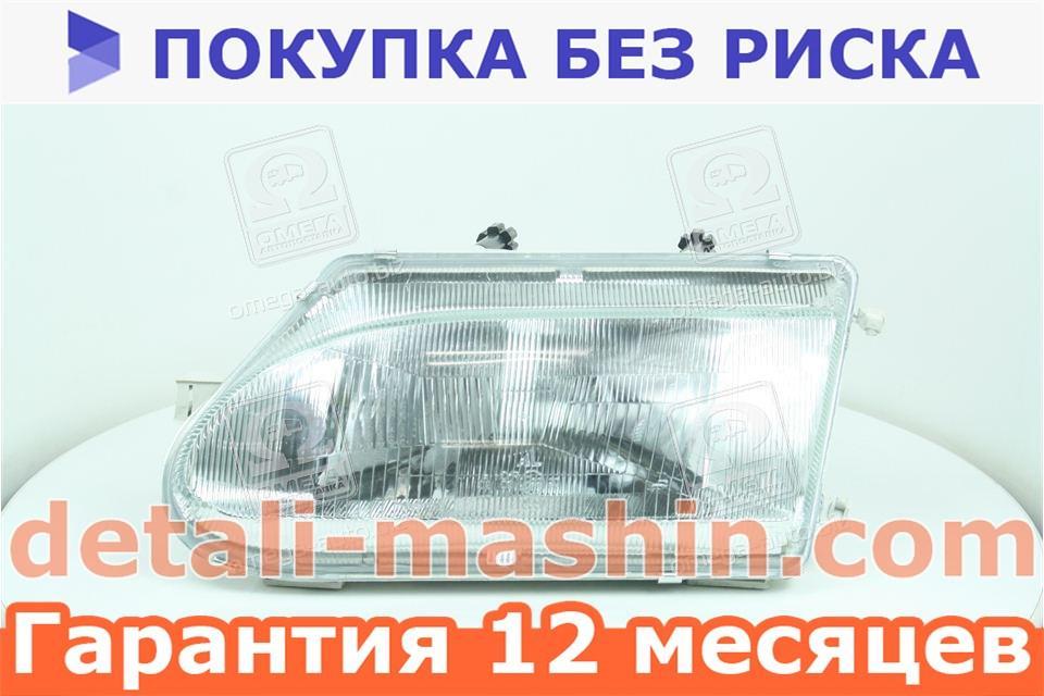 Фара передняя ВАЗ 2114 2115 левая (без поворота) (Дорожная карта). 742.3711010-01
