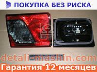 Фонарь ВАЗ 2110 и 2112 задний левый тюнинг (ОСВАР). 41.3776-ТЕМН фара задняя левая