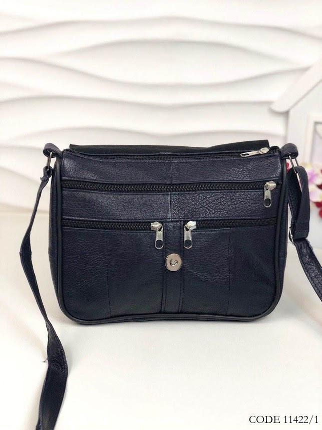12de0e911337 ... Сумочка женская кожаная небольшая сумка через плечо натуральная кожа  темно-синяя , фото 3