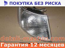 Указатель поворота передний правый белый БОШ, ВАЗ 2110 2111 2112 (Формула света). УП10.3711 BOSCH