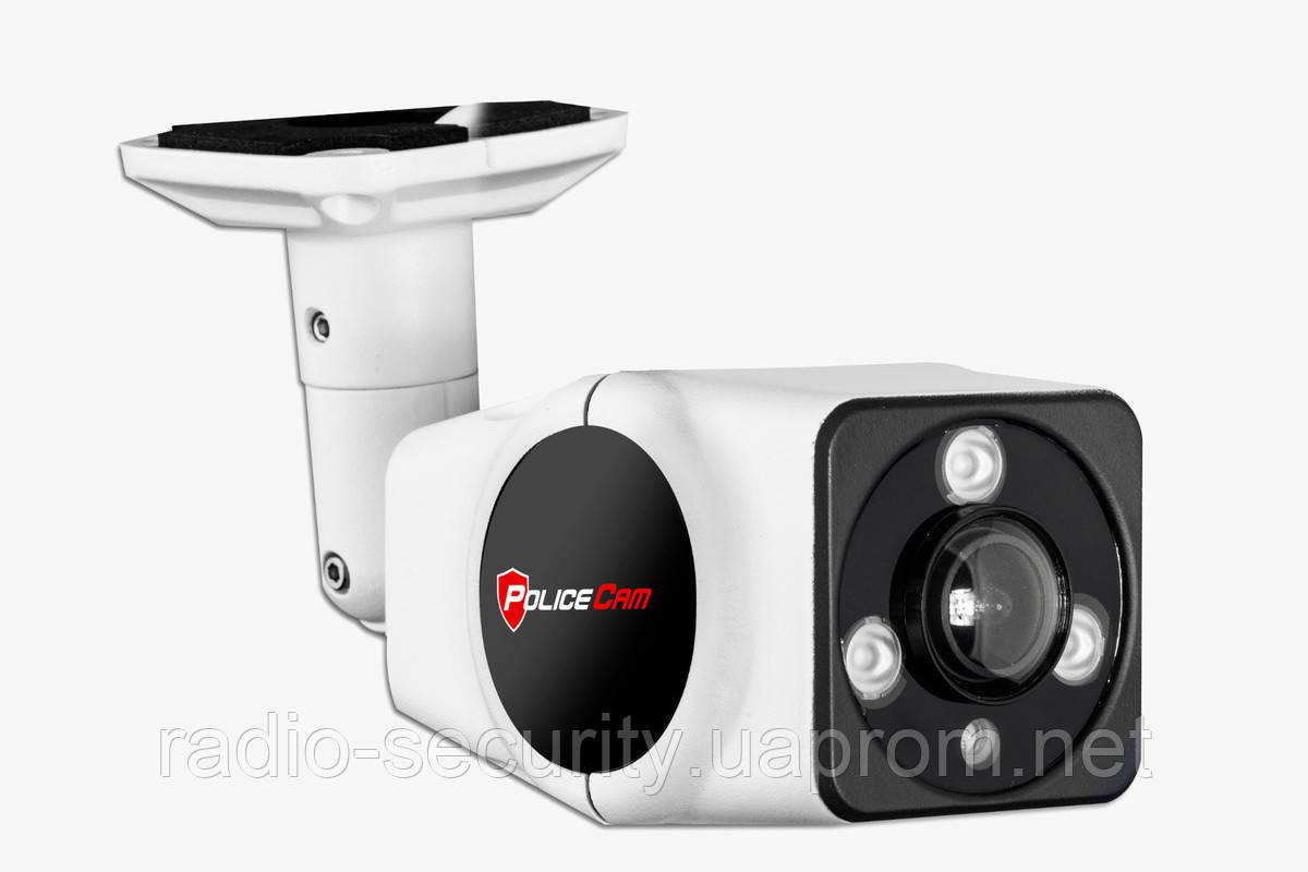 Уличная MHD видеокамера PoliceCam PC-668 MHD 4 in1