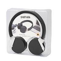 Наушники с микрофоном Wireless Headphones SY - BT1606 Bluetooth гарнитура