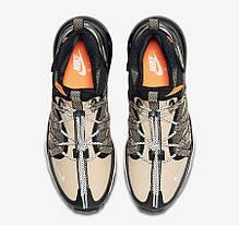 "Кроссовки Nike Air Max 270 Bowfin ""Бежевые"", фото 2"