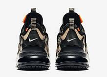 "Кроссовки Nike Air Max 270 Bowfin ""Бежевые"", фото 3"