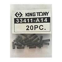 Пружина обратного клапана 33411-040 KING TONY 33411-A14, фото 1