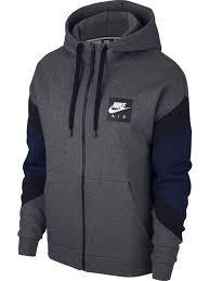 Толстовка муж. Nike M Nsw Air Hoodie Fz Flc (арт. 928629-072)