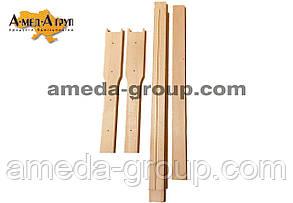 Рамки для пчел Дадан липа, фото 2