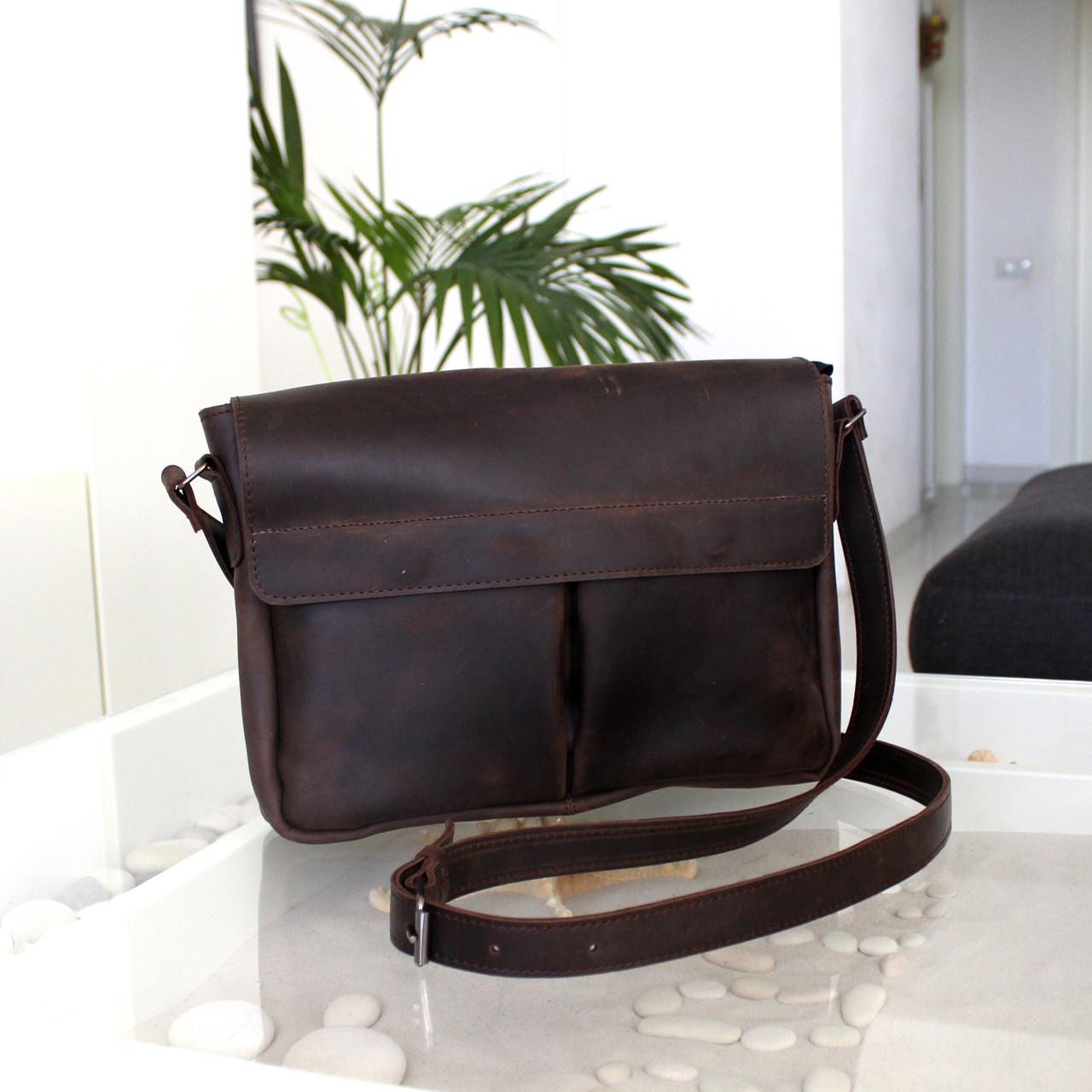 7c997a895740 Мужская кожаная сумка