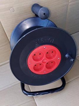 Катушка для электрического провода (пустая) Лемира У16-01