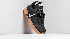 """Кроссовки Nike Air Force 1 Utility Low """"Черные"""", фото 2"""