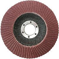 Акс.инстр TOTAL TAC631153 Круг шлиф, лепестковый, d=115мм. P80
