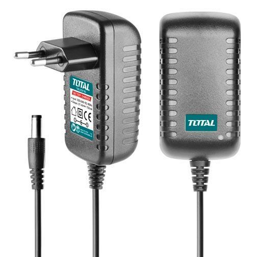 Акс.инстр TOTAL TOCLI228180 зарядное устройство для шуруповертов 18В.