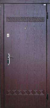 Модель 1 входные двери Саган классик 2 замка, г. Николаев, фото 2