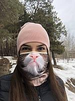Маска, Баф сердитый кот