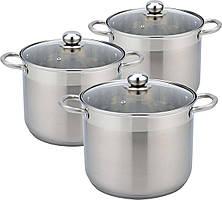 Набор посуды Con Brio CB-1153 (6 предметов)