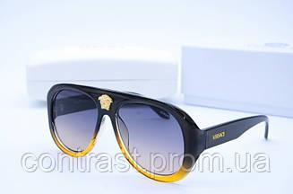 Солнцезащитные очки Versace 441 бордо