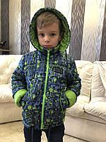 Куртка детская весна осень 036016