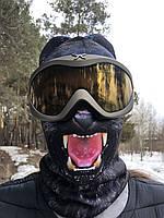 Балаклава чёрная пантера