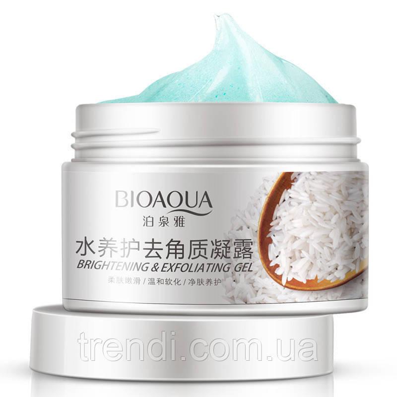 Пілінг-скатка для обличчя Bioaqua