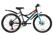 "Велосипед  24"" DISCOVERY FLINT DD 2019, фото 3"