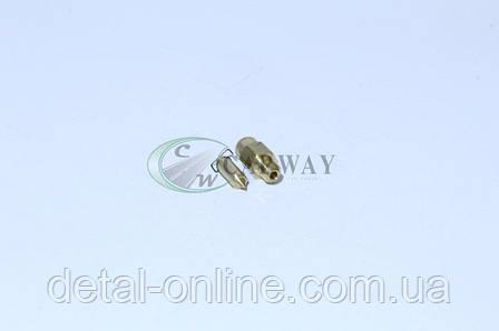 Игла карбюратора ВАЗ 2101-07 озон 21010-110773000 (пр-во ДААЗ), фото 2