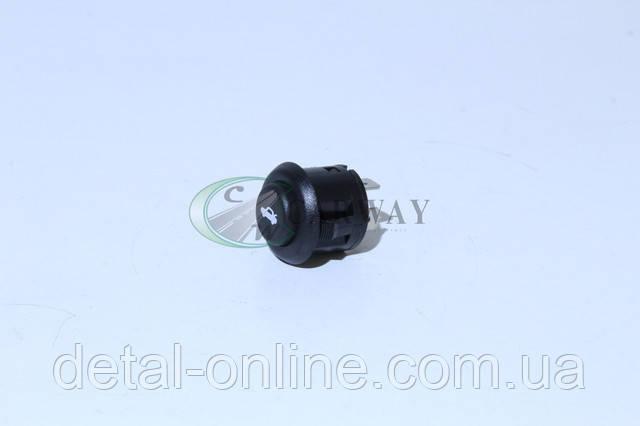Кнопка багажника ВАЗ 2110-12,70-72,2123 (3 конт/кругл) (разомкнутые контакты) 2822.3710.000-02 (пр-во Авар)